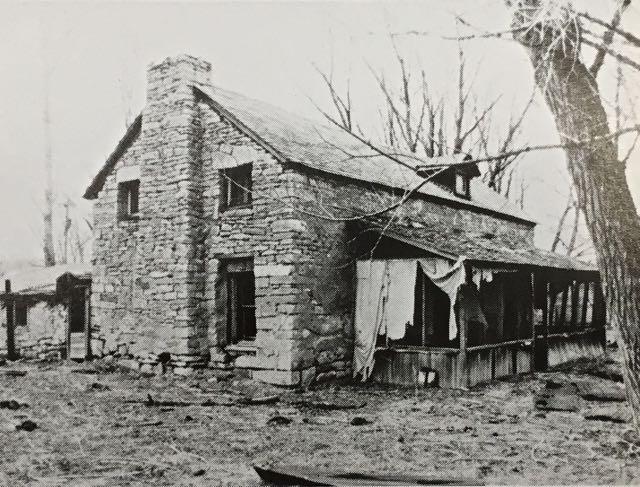 Sheep Ranch fort 1920
