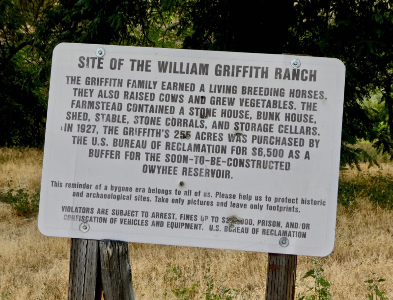 Griffith Ranch