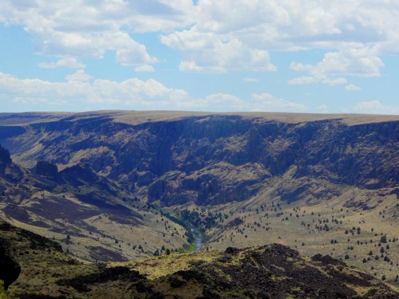Owyhee Canyon Overlook