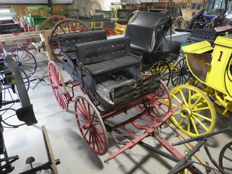 5) Studebaker Spring Wagon